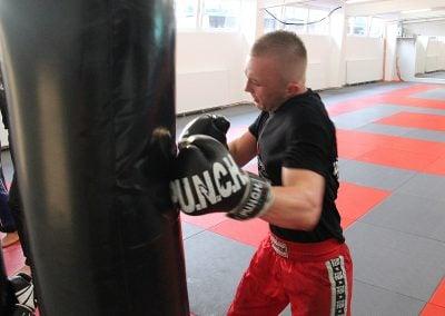 Training Kickboxen für Erwachsene in Hannover