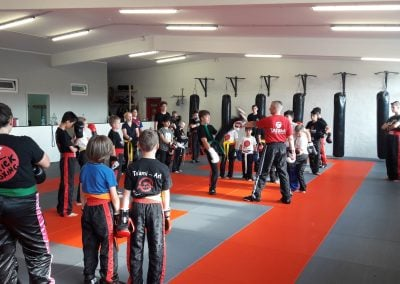 Kinderkickboxen in Hannover